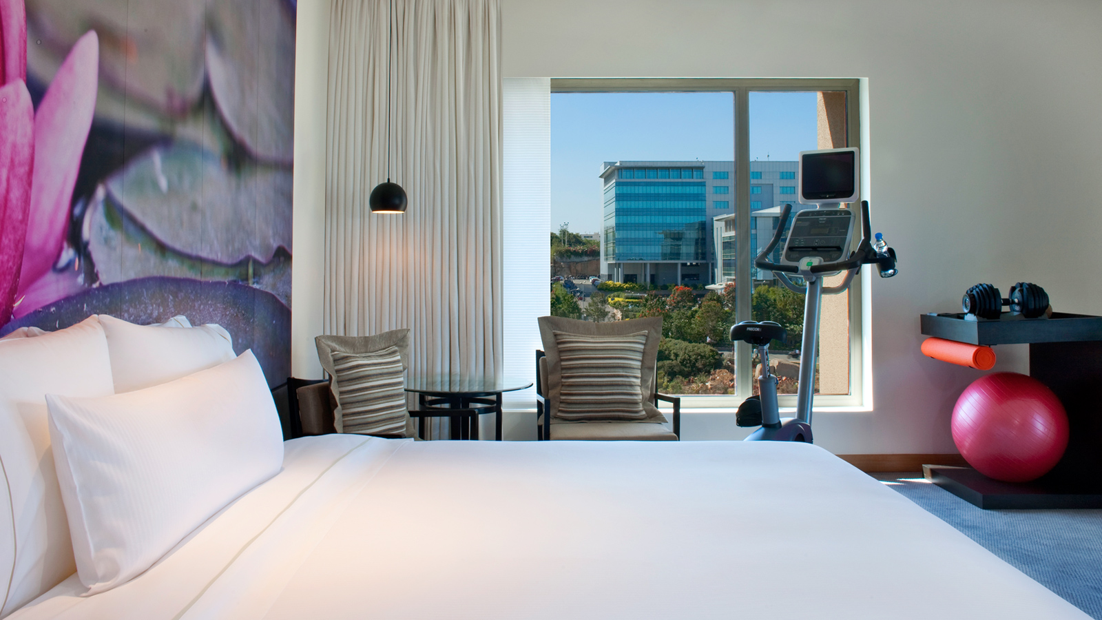 Starwood Suites The Westin Hyderabad Mindspace